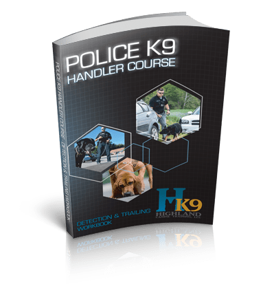 polie k9 handler course book
