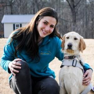 Carmen Nixon Dog Trainer