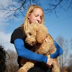 Ryli Banik, Service Dog Trainer