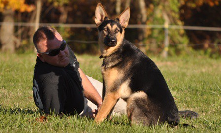 Corey Archer Alabama Dog Trainer