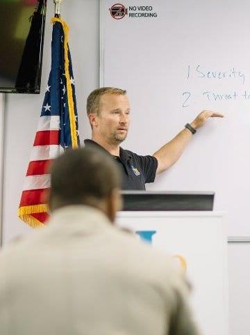 Jason Purgason Training Director