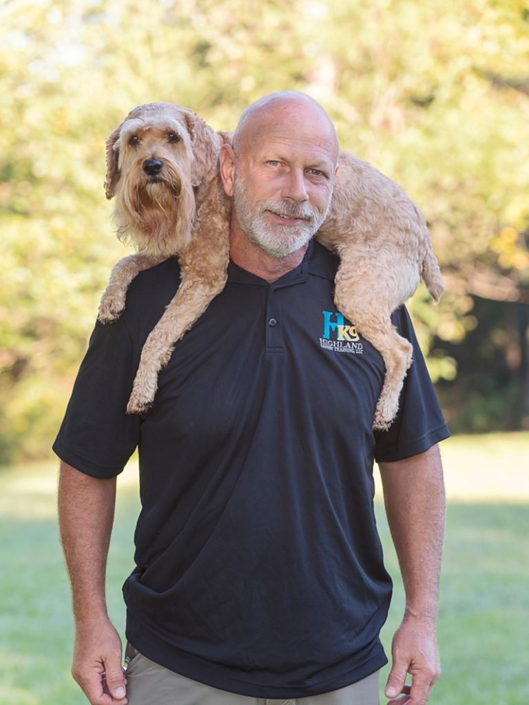 kress walters dog trainer charlotte nc