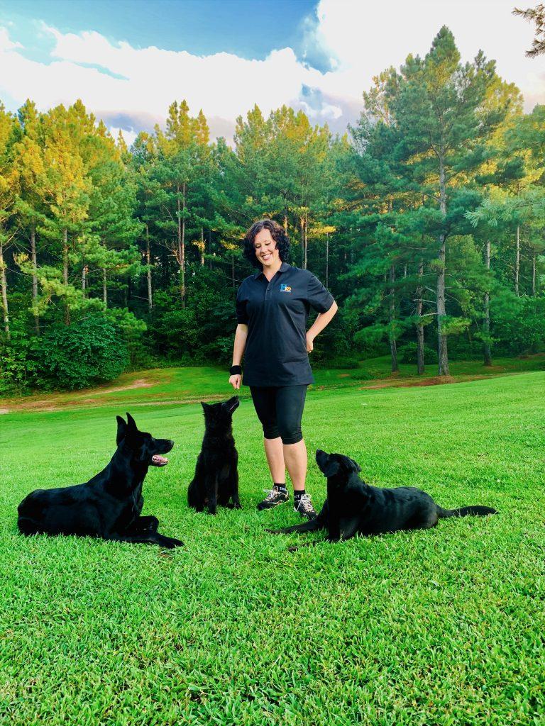 stasia dempster statesville dog trainer