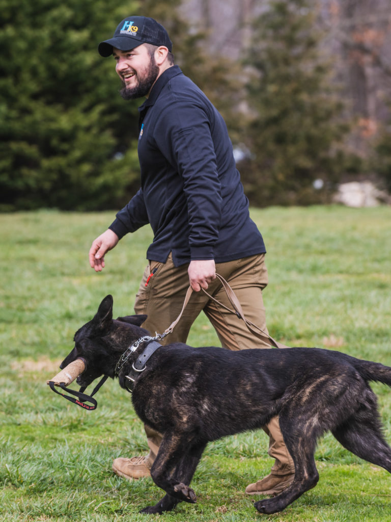dakota miller dog trainer ohio