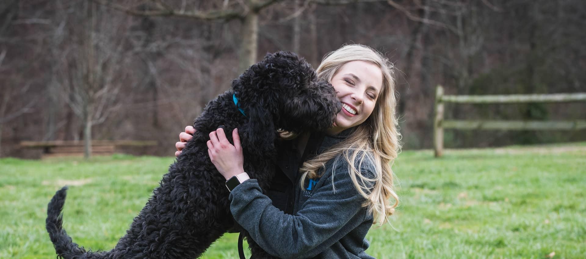 abby trogdon dog trainer