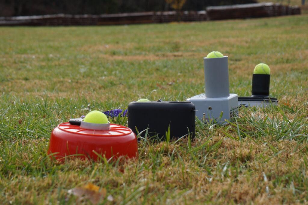 ball trainer device comparison study
