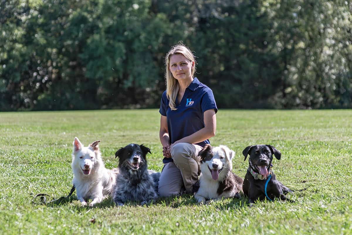 magdalena szymanksa school for dog trainers instructor