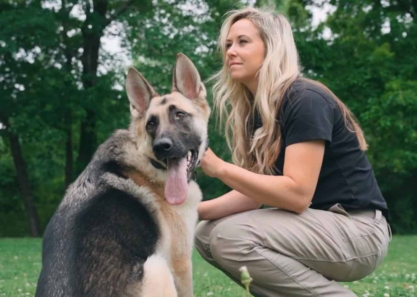 leah ott seattle dog trainer